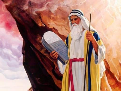Основание завета с Богом - жертва