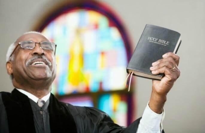 проповедь, кафедра, священник, библия,