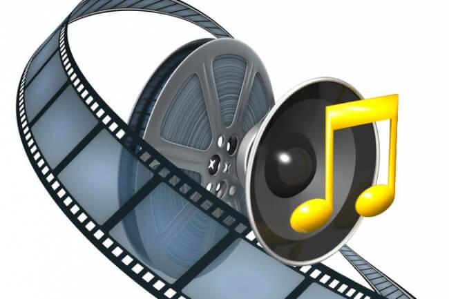аудио в видео заменить