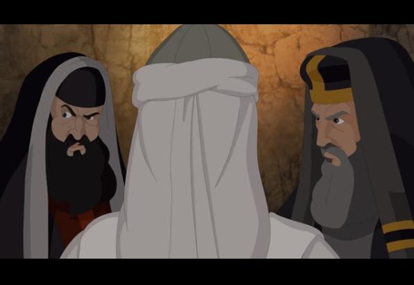 messengers мультфильм, благовестники