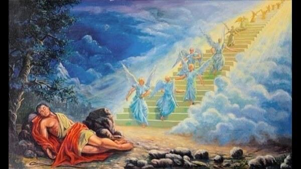 Как Бог говорит? Сны и видения - язык для младенцев?